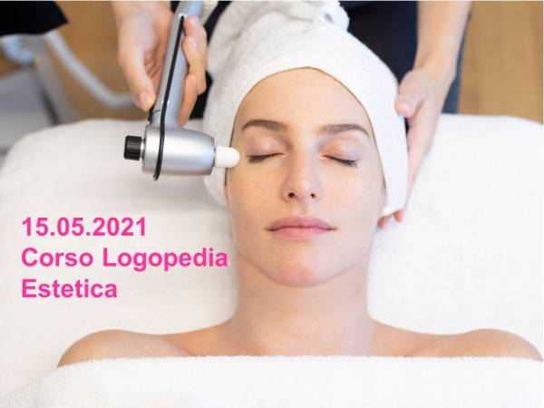 Corso Logopedia Estetica NOVAFON 15.05.2021