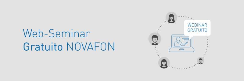 Webinar gratuito NOVAFON