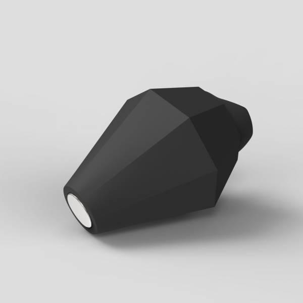 Testina Magnetica – nero