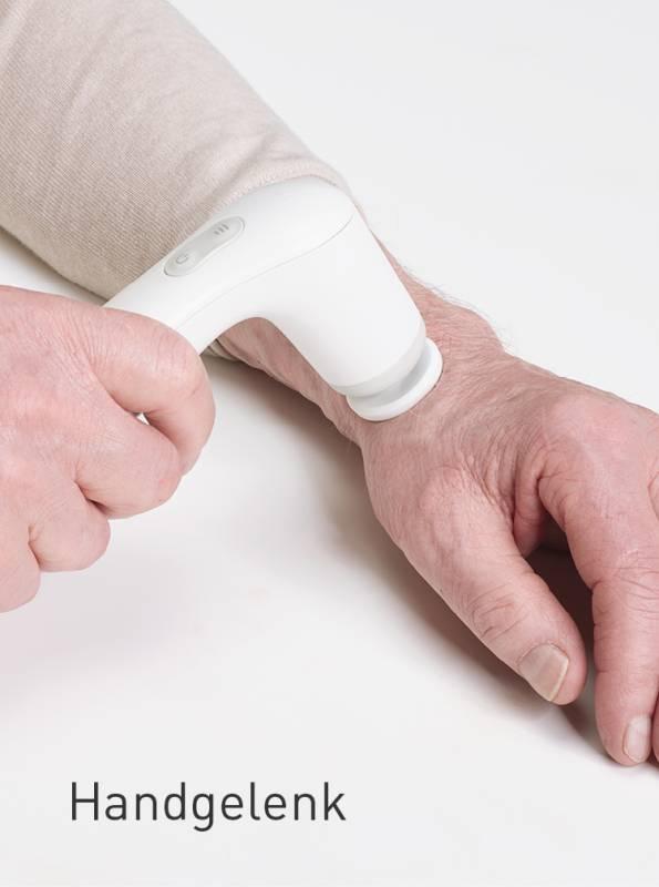 zur Anwendung am Handgelenk